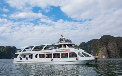 ALOVA PREMIUM CRUISES – HALONG BAY 1 DAY GROUP TOUR