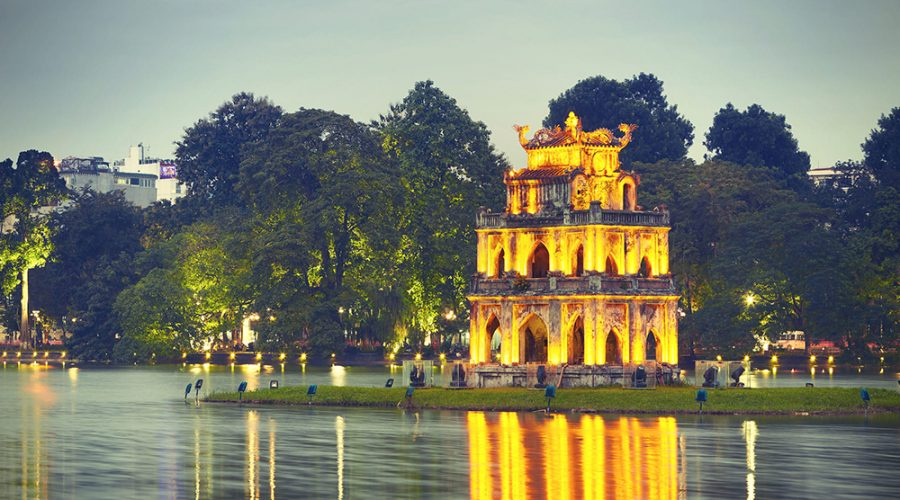 HANOI CITY FULL DAY