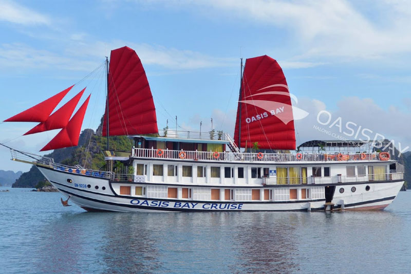 Oasis Bay Luxury Cruise (4 stars cruise - Special offer)