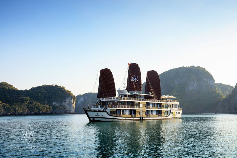 ORCHID LUXURY CRUISE (5 Stars)